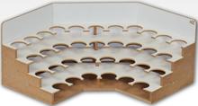 Hobbyzone Corner Module Paints 36mm OM06b - Plass til 34 malinger