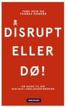 Disrupt - eller dø! - Hæftet