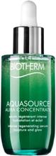 Biotherm Aquasource Aura Concentrate Moisture And Glow Serum - 50 ml