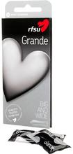 RFSU Grande - suurikokoinen kondomi, 10kpl