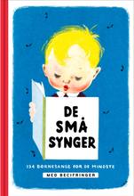 De små synger - Med becifringer - Indbundet