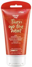 RFSU Turn up the heat Massage Glide - Stimuloiva liukuvoide, 150 ml