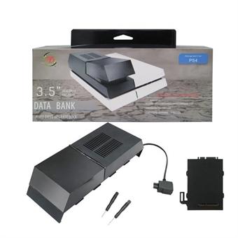 """Harddisk adapter / Databank Playstation 4, Kompatibel med 3,5"""" hårddisk upp till 2TB"""