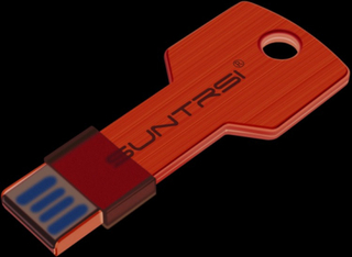 Usb 2.0 minne flash (metall) 16gb
