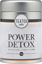 Teatox Power Detox Organic Fitness Tea 50 g