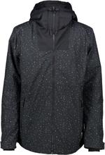 WearColour Block Jacket Herre skijakker fôrede Sort XL