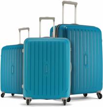 Carlton kuffertsæt - Phoenix - Turkis