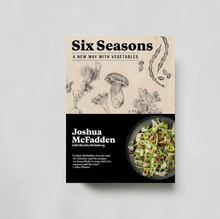 NEW MAGS - Six Seasons - Kokebok