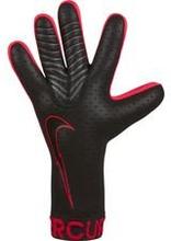 Nike Keeperhanske Mercurial Touch Elite Black X Chile Red - Sort/Rød