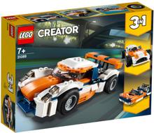 LEGO Creator Orange racerbil