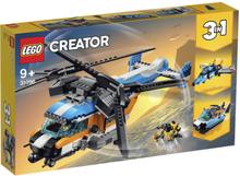 LEGO Creator helikopter med to rotorer