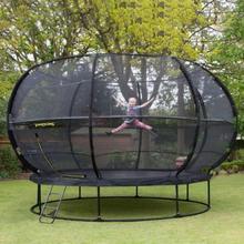 Jumpking trampolin med net - ZorbPod - 430 cm