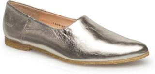 Loafer - Flat Mokasiner Lave Sko Gull ANGULUS