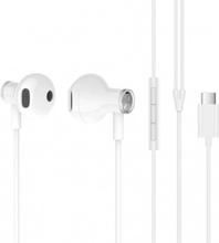 XIAOMI BRE02JY USB-C In-ear hörlurar + Mic - Vit