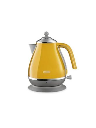 Vedenkeitin Kettle Yellow - Keltainen - 3000 W