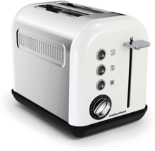 Morphy Richards Accents 2-slice White. 10 stk. på lager