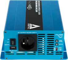 Przetwornica napięcia 24 VDC / 230 VAC SINUS IPS-1500S 1500W