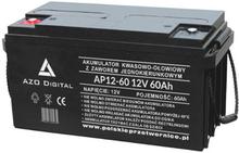 Akumulator VRLA AGM bezobsługowy AP12-60 12V 60Ah