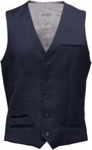 Breck Kostymväst Blå Matinique