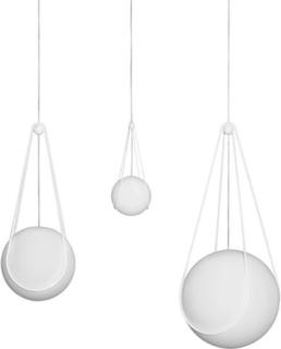 Design House Stockholm Luna Pendel M. Vit Kosmos Holder