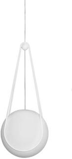 Design House Stockholm Luna Taklampe Mellom M. Hvit Kosmos Holder