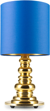 Design by Us PUNK DeLuxe Bordlampe Blå