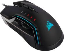 Corsair GLAIVE RGB PRO Gaming Mus Aluminium