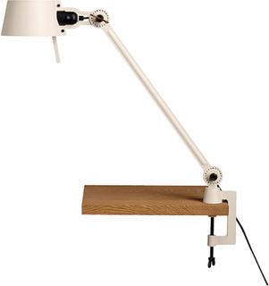 Tonone Bolt En Arm Bordlampe Beige med klemme