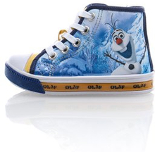 """Frost Olaf High Sneaker """"Light Up"""""""