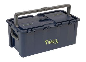 Raaco Compact 37 verktøyskasse