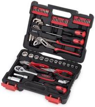 Kreator verktøyssett 61 deler med smart verktøyskasse
