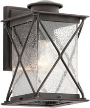 Argyle Væglampe H26,1 cm 1 x E27