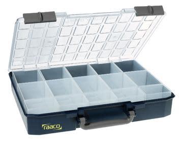 Raaco Carry-Lite 80-15 verktøyskasse