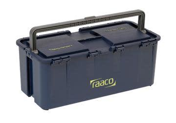 Raaco Compact 20 verktøyskasse