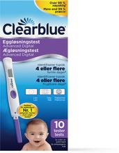 Clearblue Digital Eggløsningstest med dobbel hormonindikator