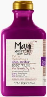 Maui Shea Butter BodyWash 577ml Bad & brusebad