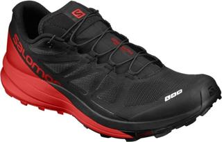 Salomon S-Lab Sense Ultra Black/Red - Utgående Modell