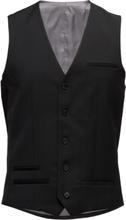 Breck Kostymväst Svart Matinique