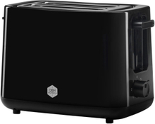 OBH Nordica - Daybreak Toaster, Black