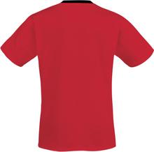 Star Trek - Rød uniform -T-skjorte - rød