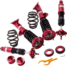 Height And Damper Adjustable Coilover Suspension Kit For BMW 3 Series E36 91-99 325is 325ic