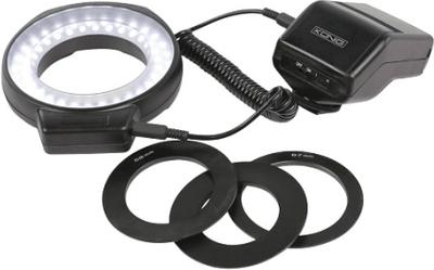 Ljusring för kamera 60 led