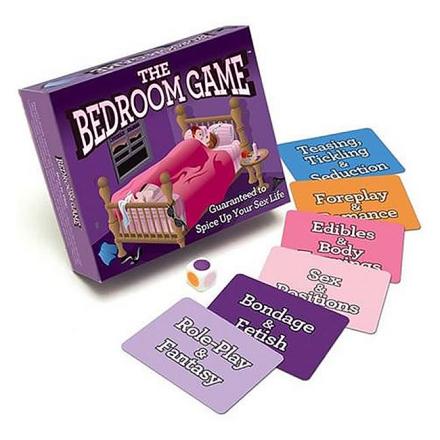 The Bedroom Game Erotisk Spil til Par