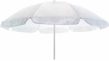Billig parasol hvid køber du her kun 119 kr