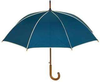 Paraply blå med en diameter på 103 cm - Dance