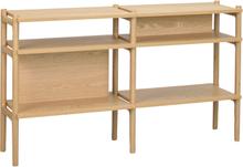 Holton avlastningsbord ek 140 x 81 cm