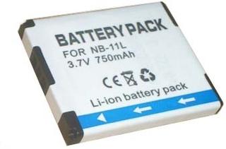 Batteri NB-11L till Canon (1000mAh)