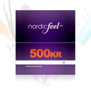 Presentkort NordicFeel Presentkort
