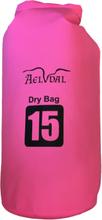 Aelvdal Drybag 15L Rosa