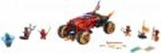 Lego Ninjago - Katana Firhjulstrækker - 70675